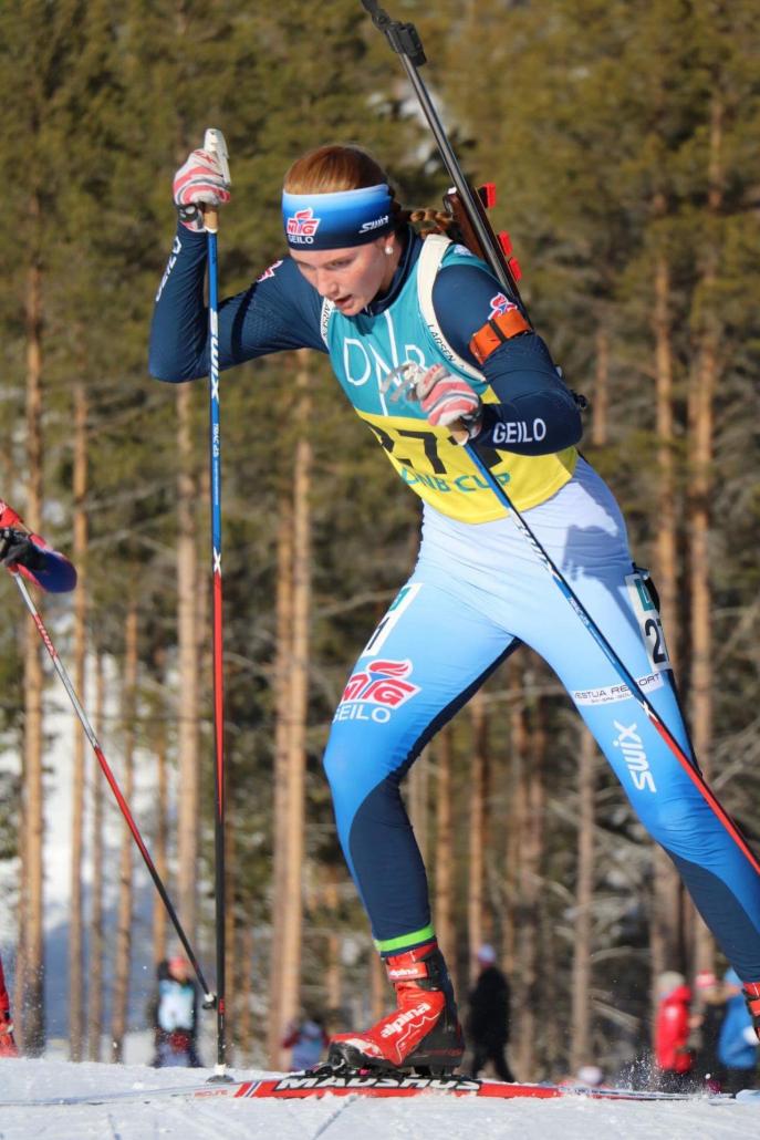 Åsne Skrede - skiskyter