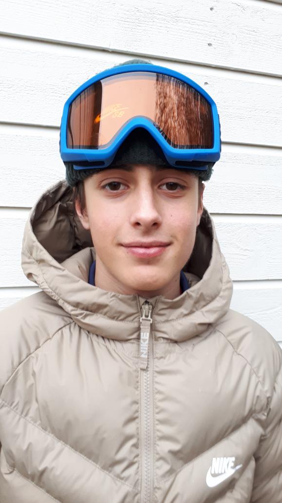Sander Mørk Danielsen - Snowboard